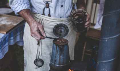 Meet The Oldest Black Smith On Earth